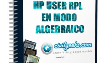 USER RPL MODO ALGEBRAICOL