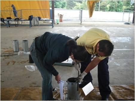 Preparar y curar probetas de concreto – Norma ASTM C31