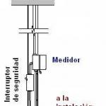Tema 8. GENERALIDADES DE INSTALACIONES ELÉCTRICAS.