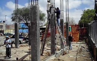 Capacidad de carga para columnas sometidas a compresión (carga admisible a compresión)