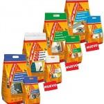 Los aditivos para hormigón, mortero y pastas
