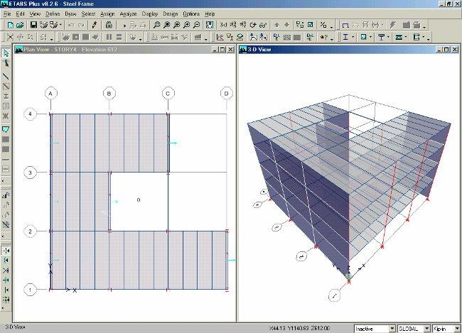 Diseño de edificios con ETABS