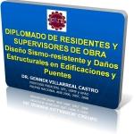 Diseño sismo-resistente y daños estructurales en edificaciones y puentes [Dr. Genner Villarreal]