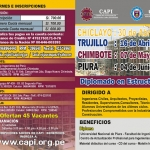 Sorteo de 02 becas integrales – Diplomado en estructuras (Perú)
