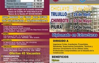 Sorteo de beca integral - Diplomado en residencia y supervisión de obras (Perú) 01