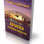 Libro de problemas resueltos de estática [Dr. Genner Villarreal]