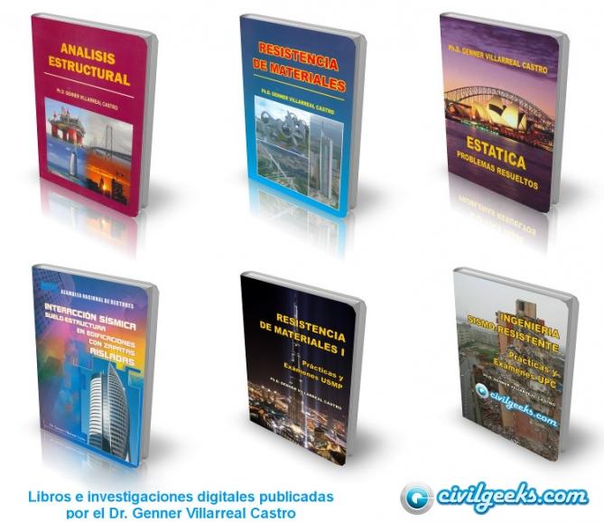 Libro del Dr. Genner Villareal