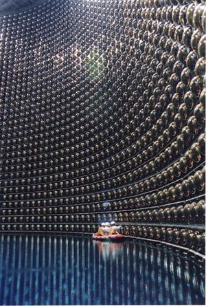 Cuantificador masico de neutrinos