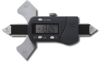 Medidor digital de soldaduras 2Medidor ajustable de soldaduras