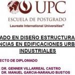 Proyecto de diplomado en diseño estructural – iv promoción (UPC)