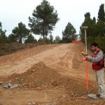 Control de niveles en vías terrestres