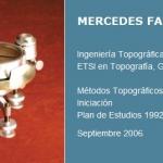Curso de topografía [Universidad Politécnica de Madrid]