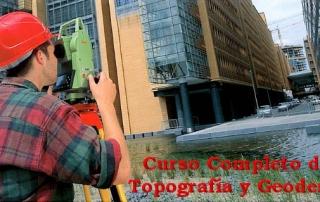 Curso,  Topografía y Geodesia [Universidad de Cantabria]