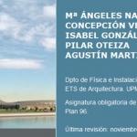 Curso de Física y Mecánica de las Construcciones [Universidad Politécnica de Madrid]