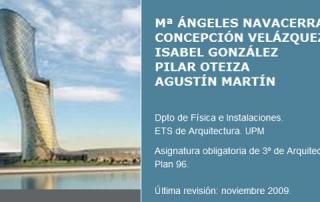 Física y Mecánica de las Construcciones [Universidad Politécnica de Madrid]