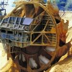 Curiosidades – La Excavadora de Rodete (Bucket Wheel Excavator-BWE)