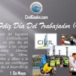 Día Del Trabajador- 1 De Mayo