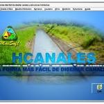 Programa para el diseño de canales y estructuras hidráulicas – Hcanales Versión 3.0