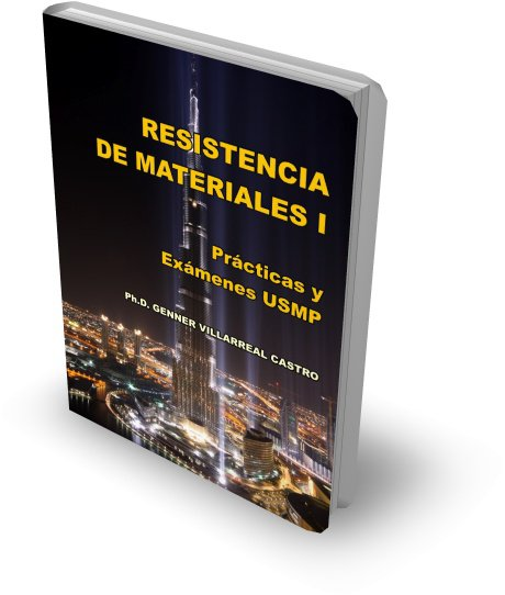 Libro de practicas y exámenes resueltos de resistencia de materiales