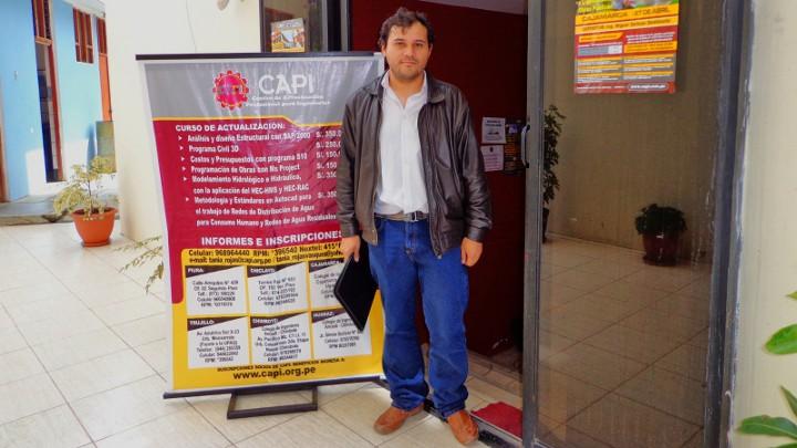 Ing. Wesley Ivan Alarcon Rojas