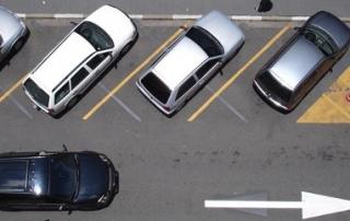 Estudio de Estacionamiento en Vías Públicas