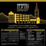 XXII Congreso Internacional  XI Congreso Nacional de estudiantes y profesionales de Ingenieria Civil