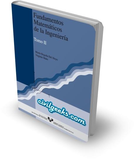 Libro sobre fundamentos matemáticos de la ingeniería [tomo II]