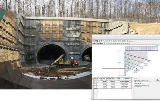 Programa para ingeniería civil, diseñado para resolver distintos problemas geotécnicos