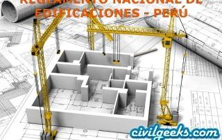 Reglamento Nacional de Edificaciones 2012, completo - Perú