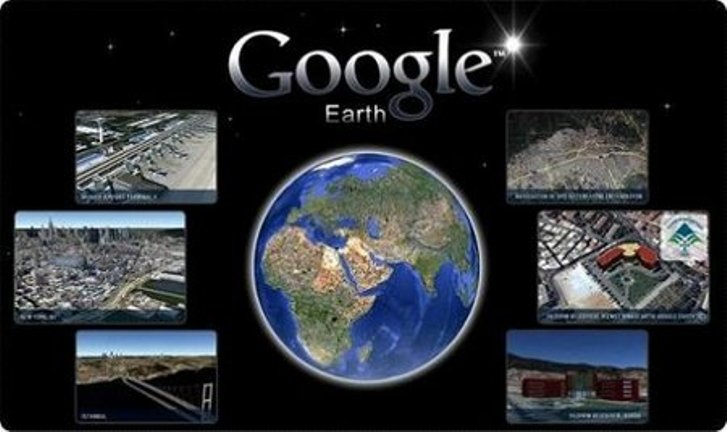 Скачать Google Earth Pro 7.0.2.8415 Final RUS / Планета Земля.