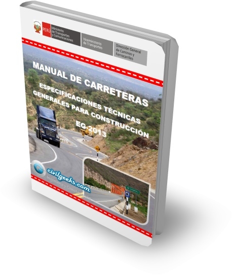 Especificaciones Técnicas Generales para Construcción (EG-2013)