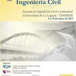 """""""I Jornadas de Ingeniería Civil"""" – Colegio de Ingenieros Técnicos de Obras Públicas de Santa Cruz de Tenerife"""