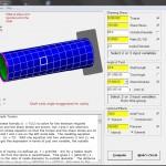 Software MD Solids 3.5 de Análisis de Estructuras Reticulares y Planas –