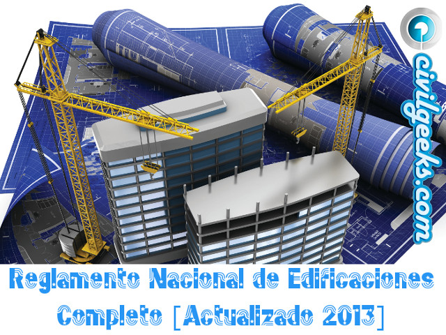 Reglamento de edificaciones 2013