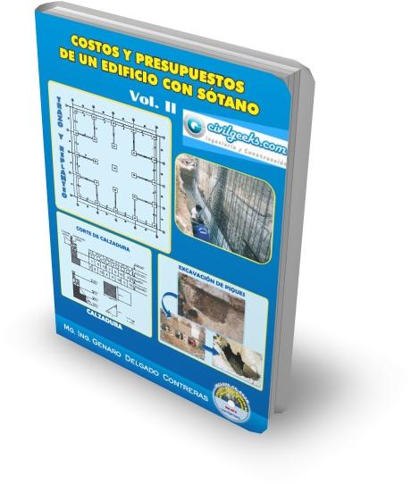 Costos y presupuestos de un edificio con sótano