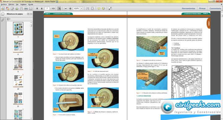 Manual de construccion en maderas