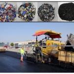 Desarrollo de #Asfalto con Residuos Plásticos (Proyecto #POLYMIX)