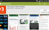 Office para Android y iPhone Gratis!