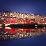 """El Estadio Nacional de #Pekín """"El Nido de Pájaro"""" Una Joya de Acero"""