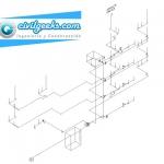 Ejemplo de diseño de un sistema de redes de agua potable de una vivienda