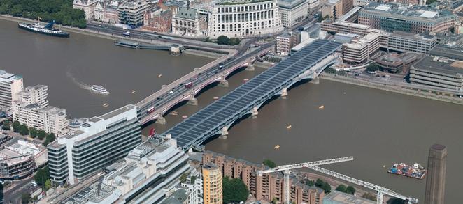 Curiosidades - El Puente Solar más Largo del Mundo