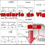Formulario de Vigas