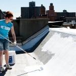 Curiosidades – Pintar las Azoteas de Blanco Reduce los Efectos del Calentamiento Global