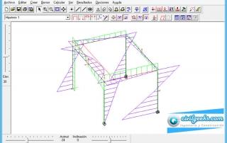 Analisis estructural 2D y 3D