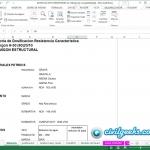 Dosificación hormigon de Rio 02