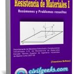 Libro problemas resueltos resistencia de materiales I [Francisco Beltran]