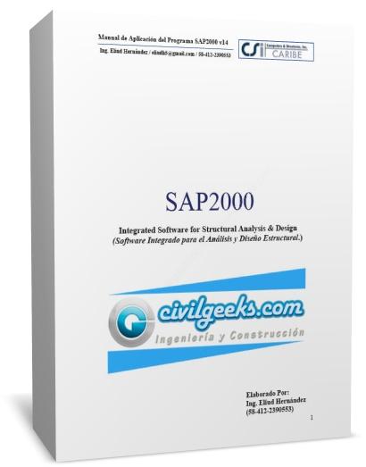SAP2000 Ing Eluid Hernadez