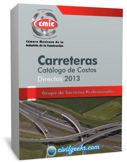 Calogo de Carreteras 2013-2014