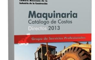 Costos de maquinarias México