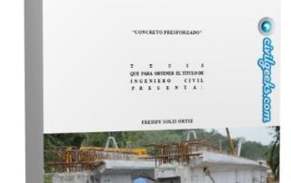 Portada manual de concreto presforzado
